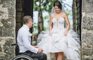 PAR KOJI JE PREBRODIO TRAGEDIJU: 'Zaljubila sam se u muža tek kad je završio u kolicima'