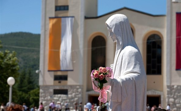 Danas se obilježava 33. godišnjica Gospinih ukazanja u Međugorju