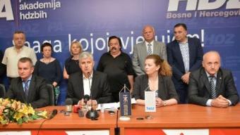 Potpisana koalicija hrvatskih stranaka bez HDZ 1990