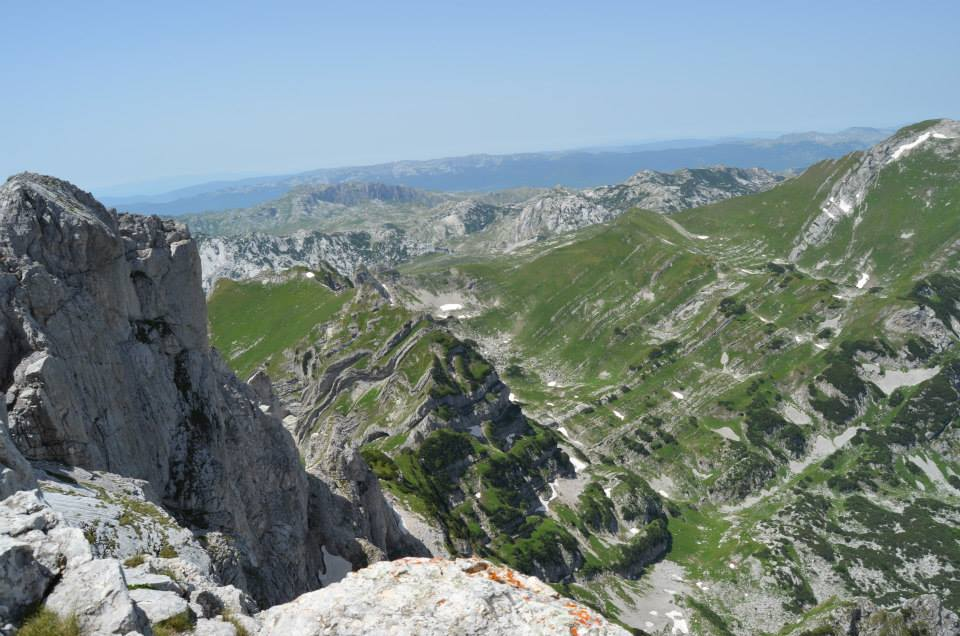 FOTO: HPD Pločno u osvajanju Durmitora (Crna Gora)