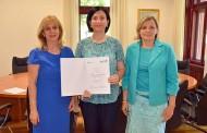 Posušanka Marija Čutura dobitnica je Dunavske nagrade u kategoriji mladih znanstvenika