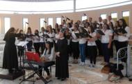 Veliki župni zbor iz Posušja pjevao na misi uočnici sv. Ivana u Međugorju