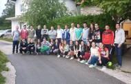 Druženje Vijeća mladih, prijatelja, suradnika…