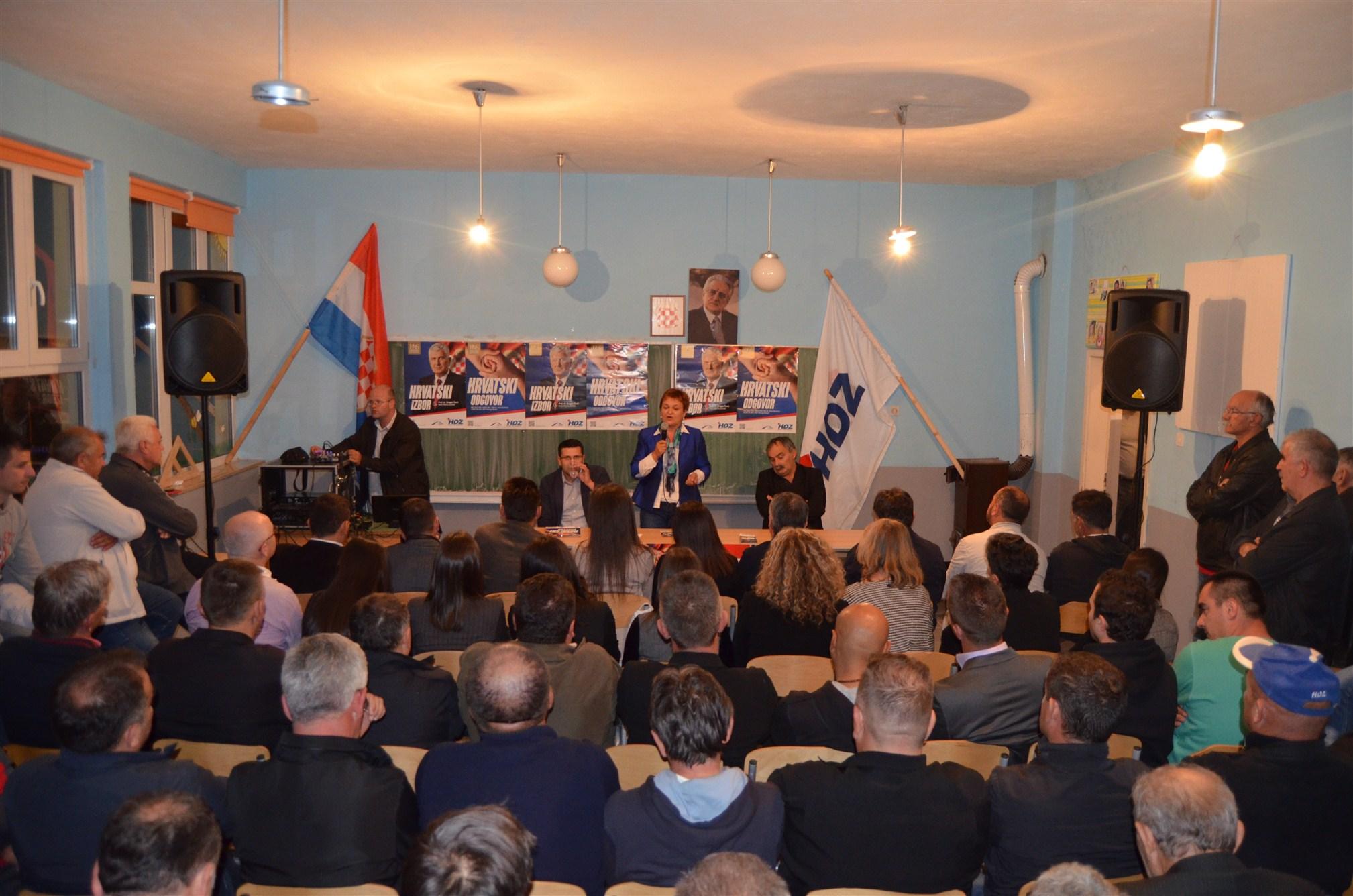 VINJANI: Nikad jača podrška HDZ-u BiH i koaliciji HNS-a