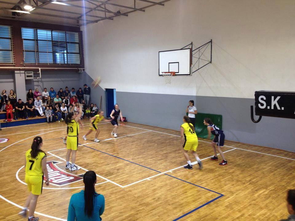 ŽKK POSUŠJE: Odigrane prve utakmice povodom osnutka