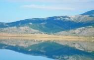 FOTO: Blidinjsko jezero kao ogledao, bez daška vjetra