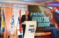 ISTRAŽIVAČKI CENTAR FILOZOFSKOG FAKULTETA SVEUČILIŠTA U MOSTARU: Hrvatski birači bi najviše glasova dali Draganu Čoviću