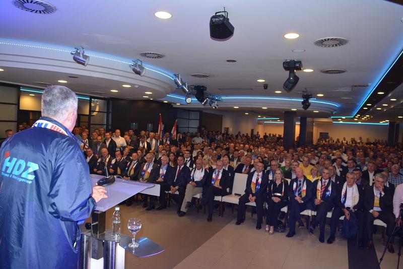 Čitluk je za jedinstvo, uz Hrvatski izbor i Hrvatski odgovor