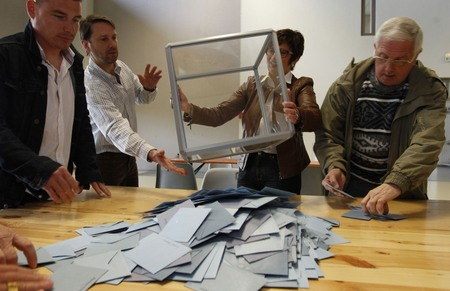 Konačni rezultati izbora: Raspored stranaka po skupštinama županija
