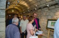 """Otvorena izložba grafičke mape kuna u muzeju """"U kući oca mojega"""""""