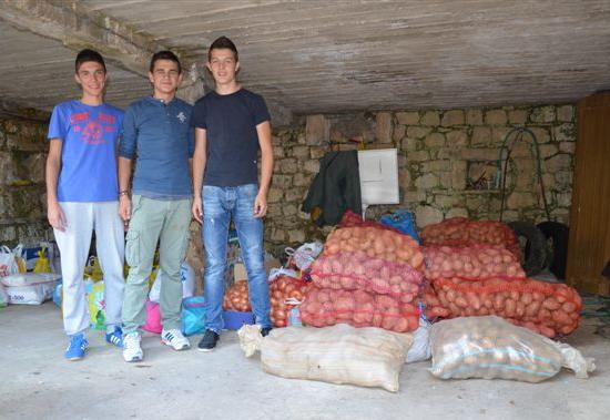 Humanitarna akcija za Majčino selo