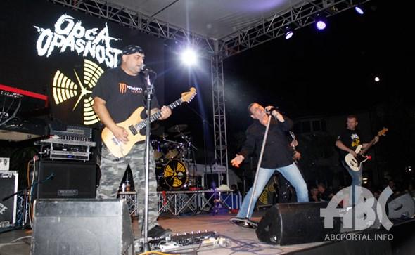 Opća opasnost priredila pravi rock spektakl za 5.000 obožavatelja u Posušju
