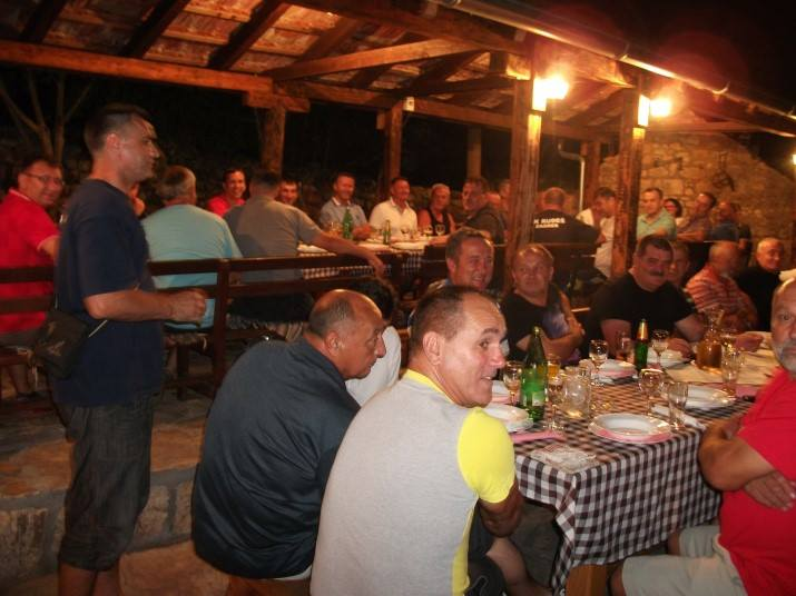 NA TRAGU PROŠLIH VREMENA: Deseti jubilarni susret, Vira-Ričica