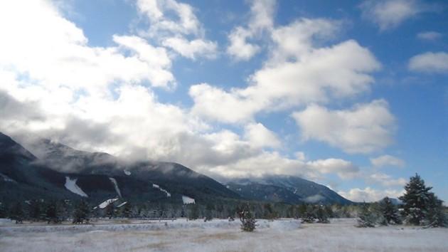 Napokon stigla zima, snježni prizori i na Blidinju