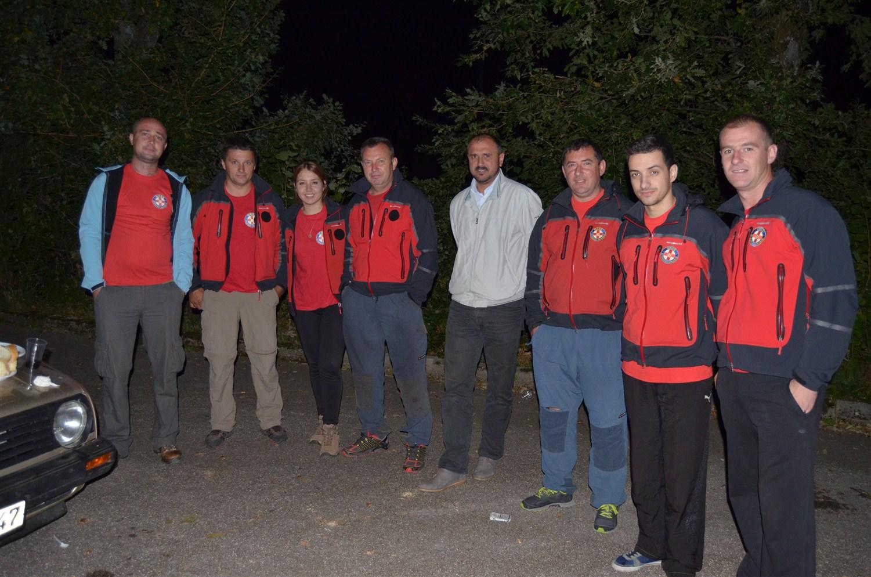 HGSS Stanica Posušje sudjelovala u uspješnoj akciji spašavanja nestale osobe