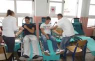 Posuški srednjoškolci darivali krv