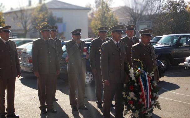 Prisjećanje na poginule hrvatske branitelje posuške općine ove godine obilježeno uz izaslanstvo i počasni vod OS BiH