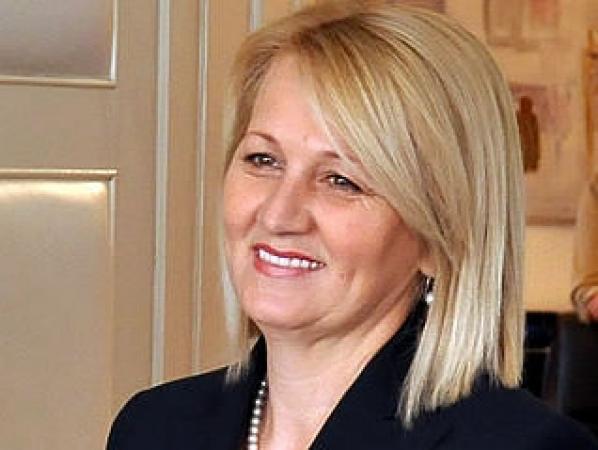 BORJANA KRIŠTO: Hrvati će podržati kandidaturu Dunovića