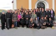Posuško bratstvo OFS-a na nacionalnom hodočašću u Kraljevoj Sutjesci