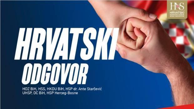 Zahvala biračima Općinskog odbora HDZ-a BIH Posušje
