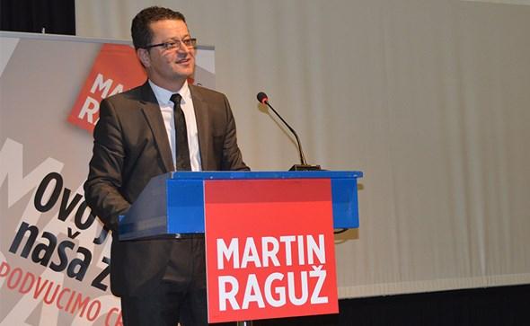 Raguž muti: Zahvalio se s ponosom Šeherzadi Delić za 21 800 bošnjačkih glasova njezine stranke