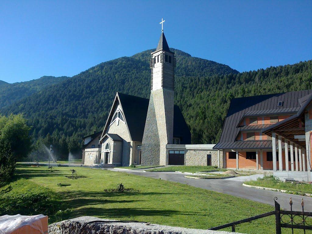 Od sutra započinje služenje svete mise u Masnoj Luci
