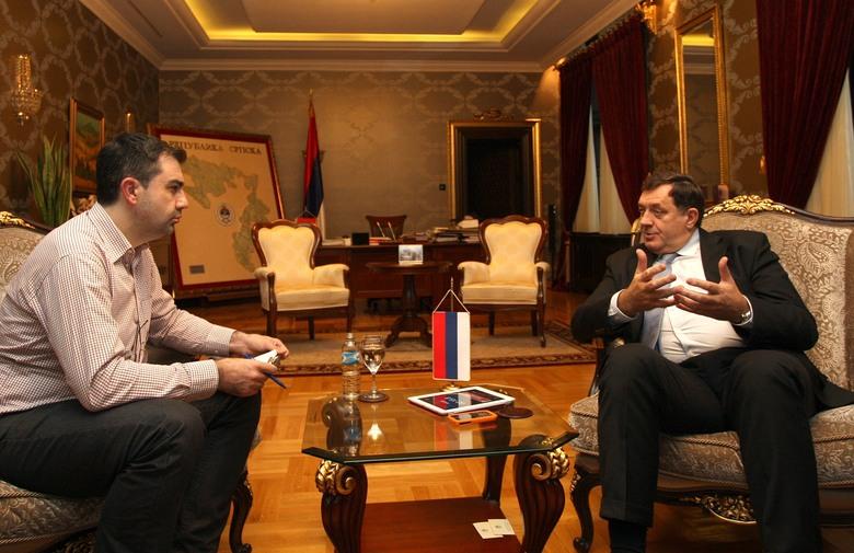 DODIK: Hrvatski entitet stabilizirao bi sadašnje stanje u FBiH