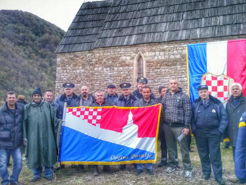 Hodočašće Posušana na Bobovac