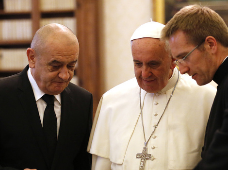 Bevanda: Papa Franjo stiže u BiH nakon državnog tajnika