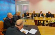 Prihvaćeni prijedlozi akata bitnih za institucionalizaciju Hrvatskog narodnog sabora