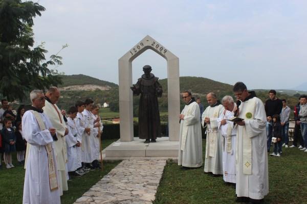 Župa Posuški Gradac proslavila svog zaštitnika sv. Franju