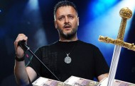Thompson na završnom skupu HDZ BiH i HNS BiH u Mostaru