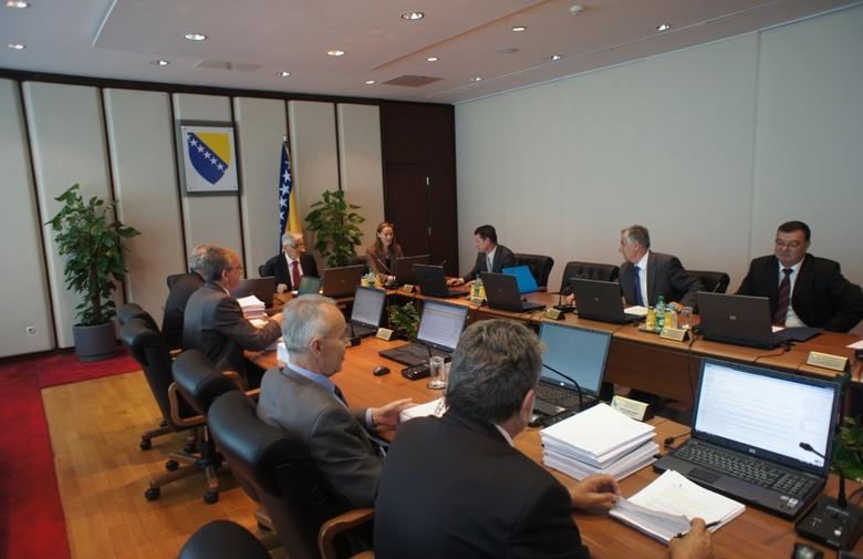 VIJEĆE MINISTARA Ministri iz reda bošnjačkog naroda blokirali imenovanja
