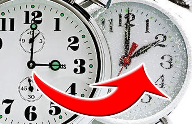 Ne zaboravite: Ovog vikenda počinje zimsko računanje vremena!