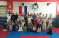 Vrtićanci TKD kluba Poskok nastupaju u Mostaru