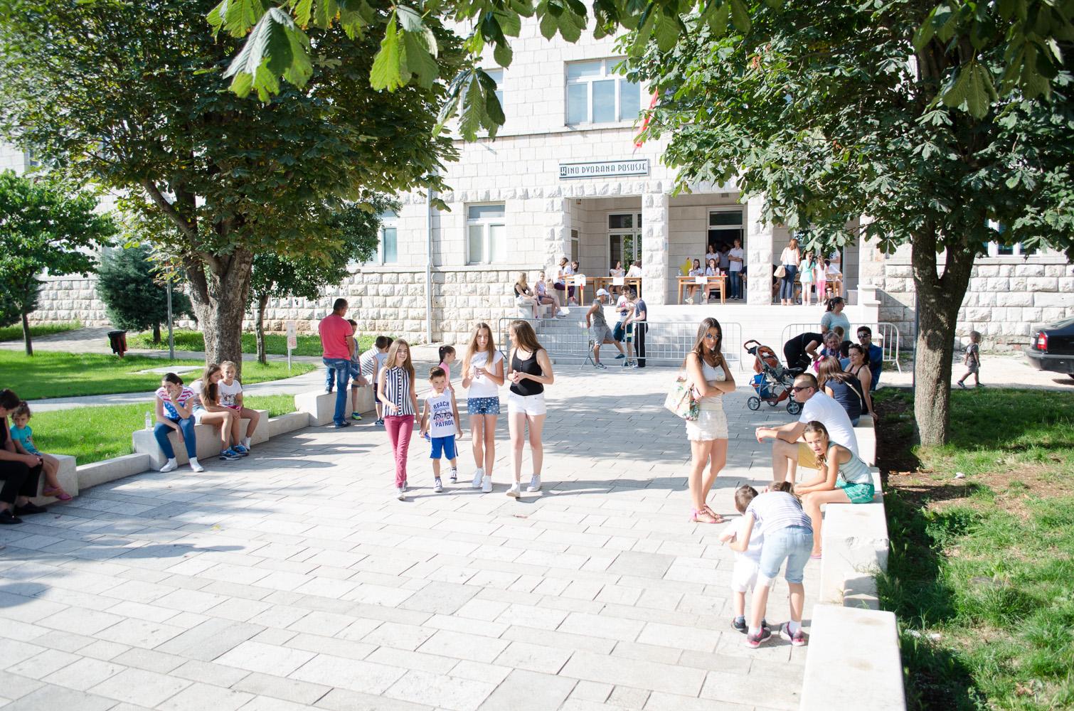Besplatan Wi-Fi na Trgu hrvatskih branitelja