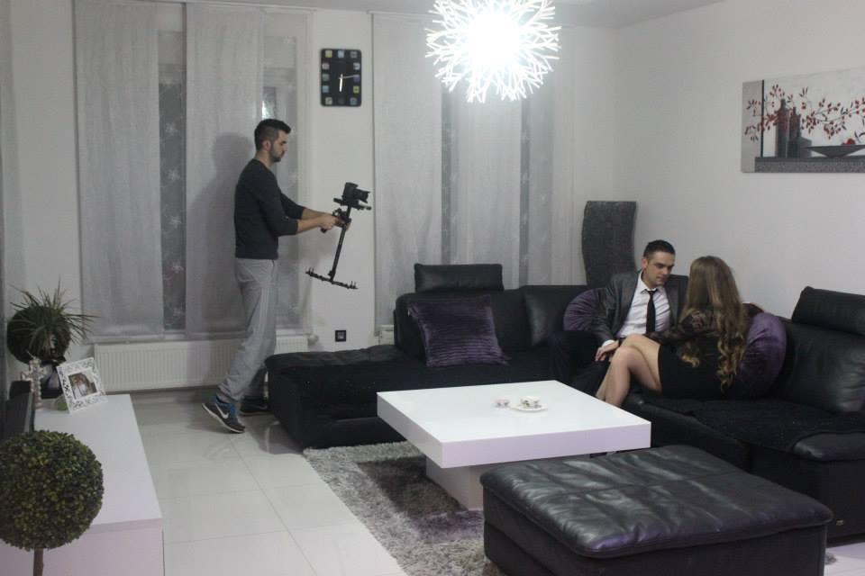 "FOTO: Ivica Bago snimio dva spota za pjesme ""Kuća dalmatinska"" i ""Prava ljubav"""