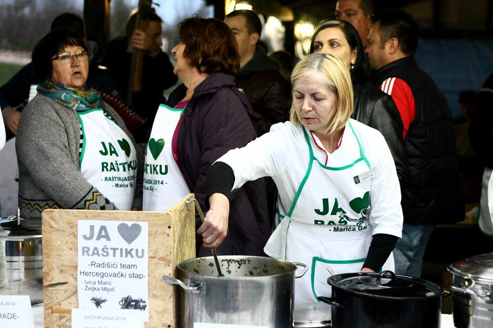 FOTO: Održana treća po redu Raštikijada 2014.
