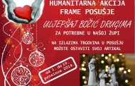 """Uljepšaj Božić drugima"" – humanitarna akcija Frame Posušje"