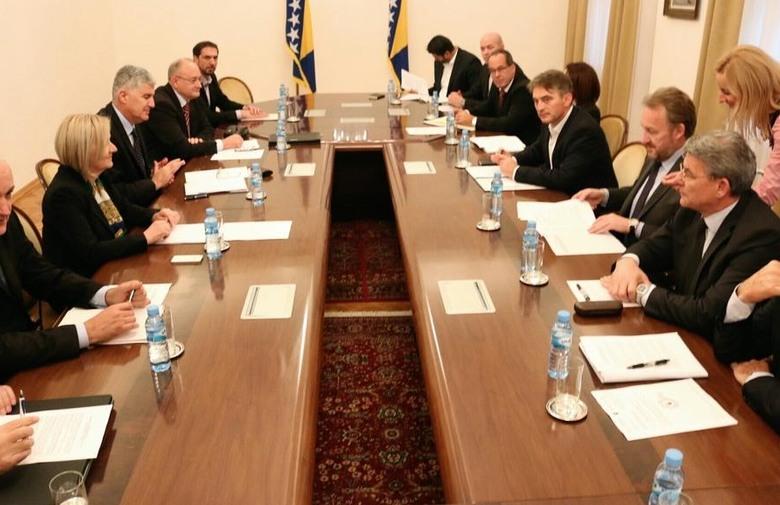 Pročitajte tekst koalicijskog sporazuma kojeg su potpisali Čović, Izetbegović i Komšić