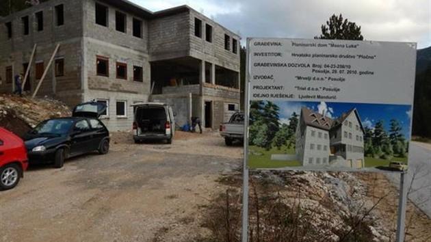 Aktivnosti na planinarskom domu u Masnoj Luci