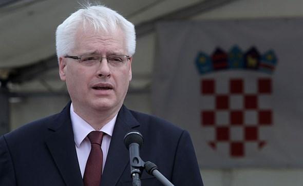Josipović obećao Čoviću nastavak brige za Hrvate u BiH