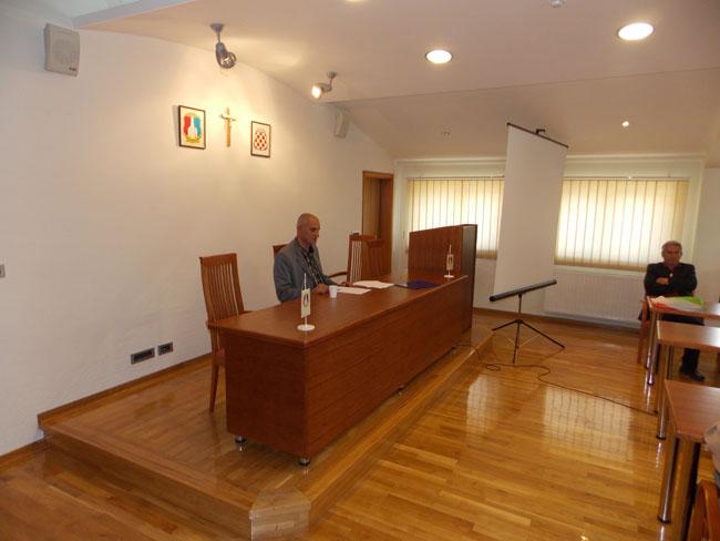 Književnik Ivica Karamatić održao još jedno povijesno-dokumentarno predavanje