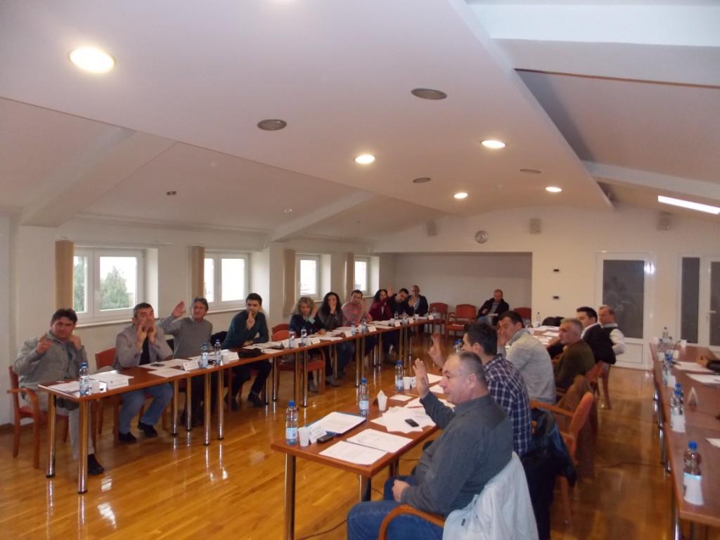 Održana 19. sjednica Općinskog vijeća