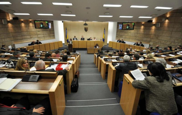 U ponedjeljak se biraju predsjednik i potpredsjednici FBiH