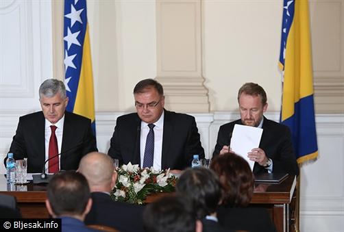 Predsjedništvo odgovorilo Europi: Spremni na reforme