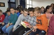 Ružica Zeljko predstavila svoju zbirku pjesama osnovnoškolcima u Posušju