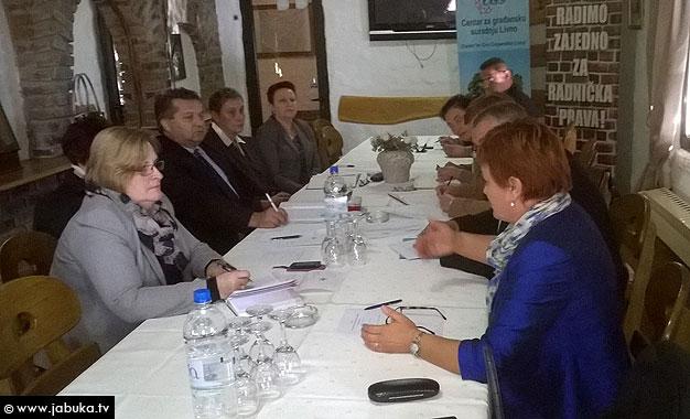 Grude: Održan sastanak sindikata i resorne ministrice na temu obrazovanja u ŽZH
