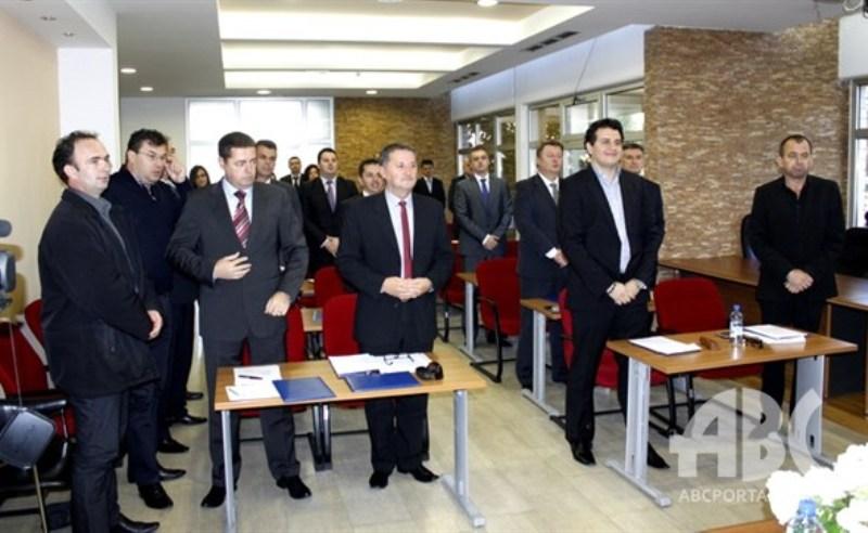 U Širokom Brijegu održana konstituirajuća sjednica Skupštine ŽZH, Ante Mišetić predsjednik
