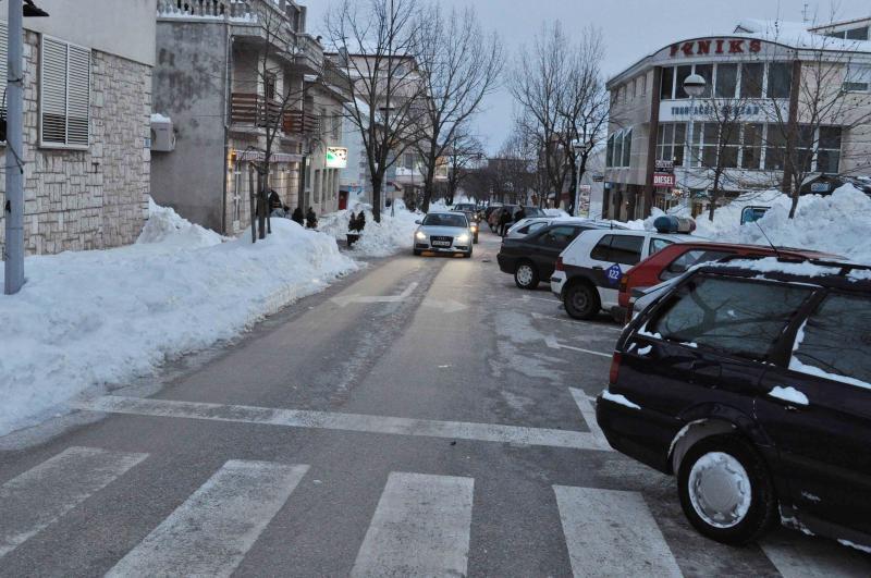 Javna nabava radova: Redovito održavanje lokalnih cesta i gradskih ulica u zimskim uvjetima na području općine Posušje